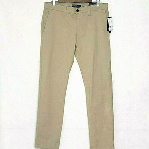US Polo Assn Mens 35x30 Skinny Chico Stretch Pants